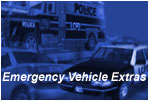 Emergency vehicle extras